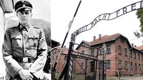 Mengele vyoperoval Židovi ledvinu bez umrtvení: Muž Osvětim nakonec přežil