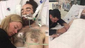 Syn (†22) zemřel po jediné ráně pěstí: Rodiče ho odpojili. Jeho orgány zachránily 6 lidí