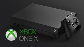 Nejvýkonnější konzole Xbox One X odhalena: Má nativní rozlišení 4K