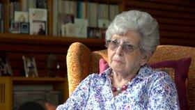 Lady Milenu zachránil Nicholas Winton: Útěk dívky před nacisty zfilmují