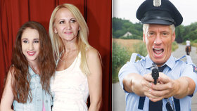 """Milenec vdovy po Grossovi (†45) Šárky: """"Bodyguard"""" její dcery!"""