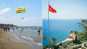 Turecko hlásí famózní návrat na scénu! Turisty lákají nízké ceny a bezpečnost