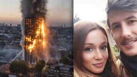 Mladá architektka zahynula v ohnivém pekle: Dám na vás z nebe pozor, vzkázala rodičům před smrtí