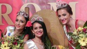Miss Roma 2017: Korunku pro královnu krásy získala školačka Kristýna Balážová (15) z Hodonína!