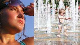 Zabijácké letní vedro: Jak ho přežít ve zdraví?