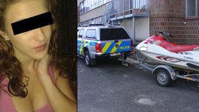 Rok po smrti Simony (†18) policie hlídá skútry i lodě. Loni přistihla opilce