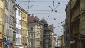 Ulice Milady Horákové: V pohodě se tu nakupuje a dobře jí