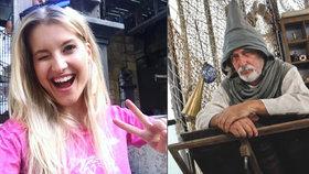 Modelka Jitka Nováčková v Pevnosti Boyard září štěstím: Sny se plní