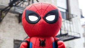 Spiderman od Sphera je interaktivní hračka, která zabaví i dospělé