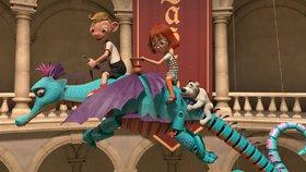 Hurvínek a kouzelné muzeum: Podívejte se na finální trailer očekávaného trháku
