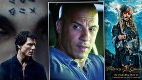 Cestování podle filmových trháků 2017: Vydejte se po stopách Jacka Sparrowa nebo krále Artuše!
