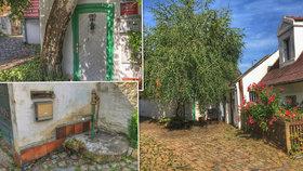 Další Zlatá ulička v Praze: Mezi malebnými domky se zastavil čas