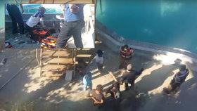Smrt v akvaparku. Elektrošok zabil v bazénu tři děti i správce se synem