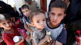 Na ISIS bylo existenčně závislých 100 tisíc dětí, odhalily nalezené dokumenty