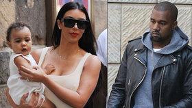 Kim Kardashian by ráda další dítě: Nosit ho pod srdcem už ale nebude, radši si ho koupí!
