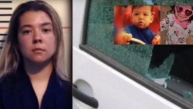 Matka trestala svoje děti: Nechala je v rozpáleném autě, obě zemřely