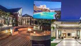8 nejkrásnějších domů světa: Tipnete si, kolik stojí tenhle luxus?