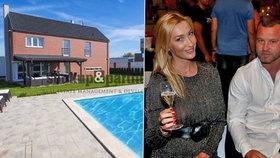 Sexbomba Mesarošová zase sbalila podnikatele a za 20 milionů prodává svou vilu