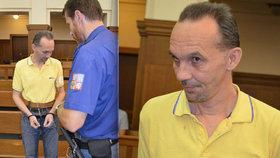 Za znásilnění tří dětí a pokus o vraždu jednoho z nich dostal 20 let: V Olomouci pokračuje soud