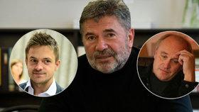 Manifest Několik vět opět ožil: Podepsali ho Kocáb, Kalvoda i Mádl