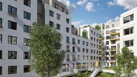"""Konec """"zvláštních domů na podivných půdorysech""""? Praha zruší povinných 90 minut slunečního světla v bytě"""