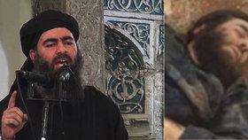 Smrt šéfa ISIS potvrdil i Írán. Je to skutečně tvář mrtvého teroristy?
