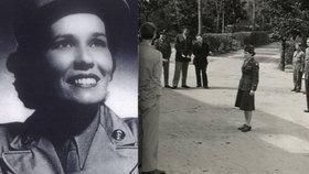 Rodačka z Česka sloužila za války u CIA: Přiměla zběhnout 600 nacistů!
