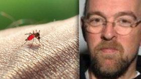 Entomolog pro Blesk: Komáři člověka hledají podle smradu z nohou!