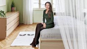 Proměna: Ložnice, kde se dobře spí a medituje