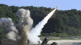 KLDR děsí Jižní Koreu. Soul chce rozšířit vlastní balistické střely