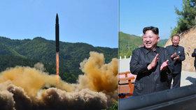 KLDR už by raketou zasáhla Aljašku. USA jsou proti Kimovi ochotné vyslat vojsko