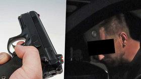 Střelba v Klánovicích: Opilí mladíci s pistolí v ruce vyděsili místní obyvatele