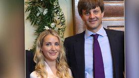 Německý princ se tajně oženil: Vzal si ženu, která vyrostla v Praze