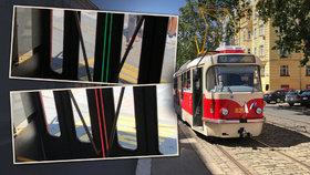 """Legendární """"té trojky"""" v novém hábitu: Dopravní podnik vylepší dalších 65 tramvají, budou jezdit v noci"""