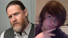 Drama seriálové hvězdy u konce: Transsexuální dcera se našla