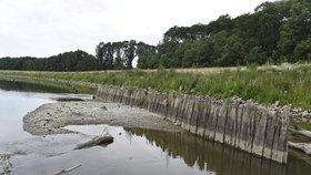 Kvůli suchu hrozí kolaps: Na Přerovsku už zakázali brát vodu z řek