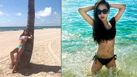 Z poupátka Grossové (14) roste sexy slečna: Na Miami se zamilovala!