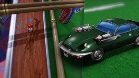Nostalgické závodění v online světě. Micro Machines World Series rychle docházejí baterky