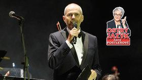 Zpravodajství ČT z Varů: Ebenovi to kazila »zpívající« Tereza