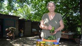 Vyzkoušejte tajný recept na nakládané okurky: Paní Viera (75) ho používá už 57 let