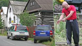 Hrůza u českých hranic: Miroslav se přiznal k vraždě tří žen a dítěte!