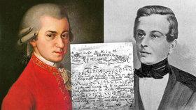Odborníci připouštějí podobnost s díly cizích géniů: Česká hymna je opsaná od Mozarta?