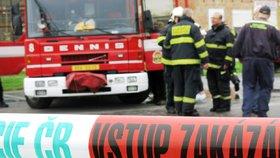 Na Třebíčsku hořel sklad: Škoda se vyšplhala na 3,5 milionu!