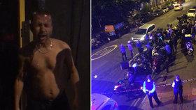 Britská policie obvinila 16letého hocha po útocích kyselinou
