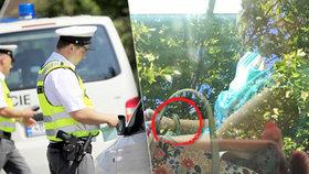 Policisté spoutali dceru řidičky, nechtěla jim dát občanku: Byla to právnička, možná to požene k soudu