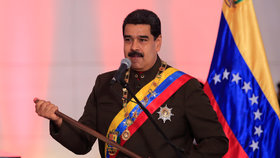 Předčasné prezidentské volby ve Venezuele: Maduro chce znovu obhájit mandát