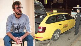 """""""Taxikáři místo korun říkají eura. A pak hrozí, že nevydají kufry,"""" líčí Janek Rubeš"""