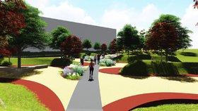 Místo betonu zeleň: Radnice zútulní Jižní Město za 9 milionů