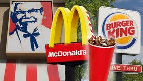 V půlce fast foodů podávali led znečištěný výkaly. Který řetězec byl nejhorší?