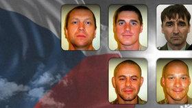 Útočník zabil v Afghánistánu české vojáky. Padlí získali po letech památník